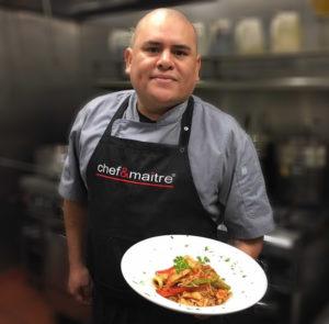 Chef Jose Aranda